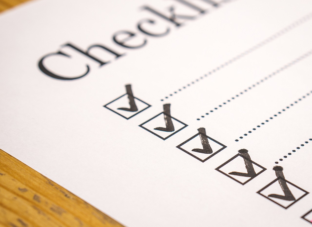 checklist-2077018_1280
